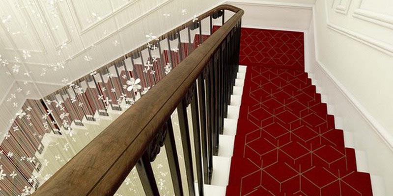 Cerca il tappeto tra tutte le categorie tappeto su misura for Tappeti per scale in legno