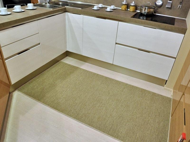 Riviera kitchen tappeto su misura - Tappeti cucina su misura ...