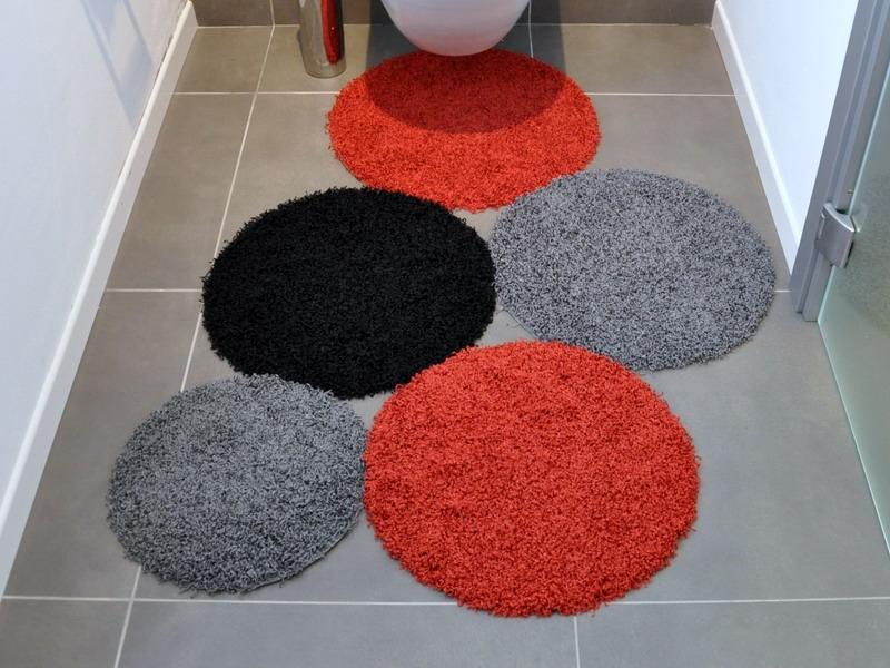 Tappeti bagno forme particolari u2013 idee di immagini di casamia