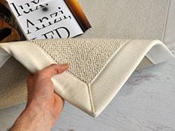 Lanapura tappeto su misura for Arredamenti riccio