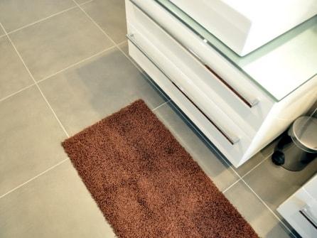 Outlet acqualine marrone lavabile in lavatrice tappeto su misura - Lavare tappeti in lavatrice ...