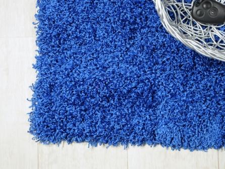 Outlet acqualine bluette lavabile in lavatrice tappeto su misura - Lavare tappeti in lavatrice ...