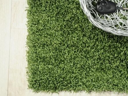 Outlet acqualine verde lavabile in lavatrice tappeto su misura - Lavare tappeti in lavatrice ...