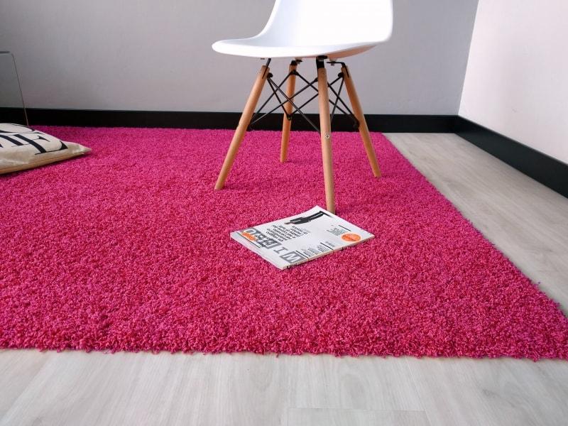 Outlet acqualine fuxia lavabile in lavatrice tappeto - Tappeto lavabile soggiorno ...