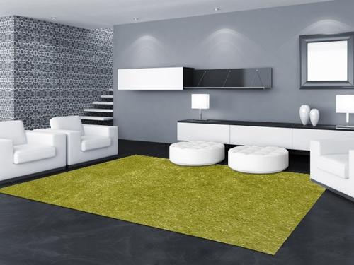 Tappeti Moderni Verdi ~ Idee per il design della casa