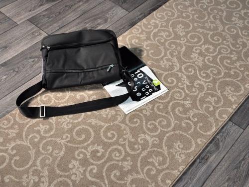 passatoie per corridoi classici : Deco Runner Beige - Outlet tappeti
