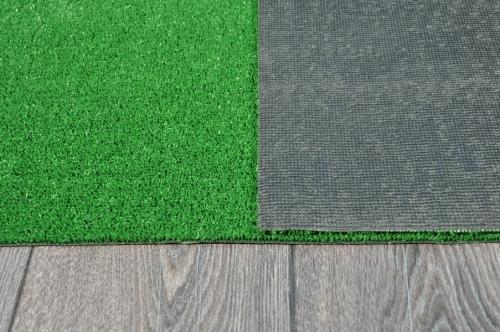 Outlet tappeto prato sintetico basicgreen 200x200 cm for Tappeto sintetico