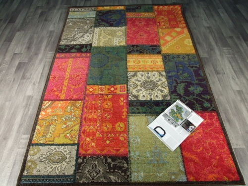 Tappeto Patchwork New Design 009Z10 - Outlet tappeti