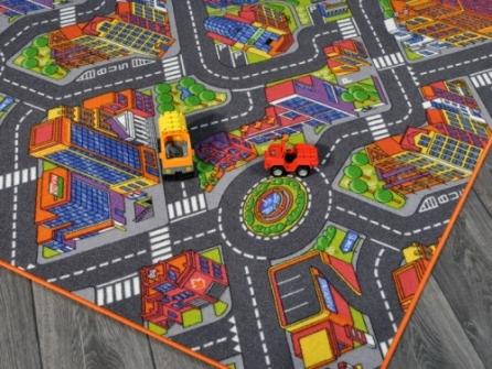 Outlet metropolis tappeto gioco multimisura tappeto su - Ikea tappeto gioco ...
