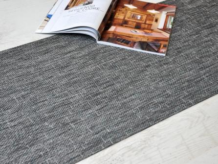 Outlet cross fumo passatoia lavabile multiuso tappeto - Tappeti per corridoi ...