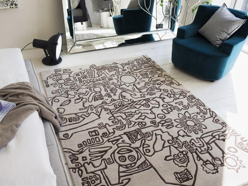 Favole metropolitane tappeto su misura - Tappeto su misura ...