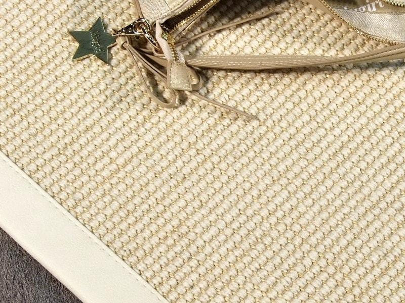Lanasisal tappeto su misura - Tappeto su misura ...