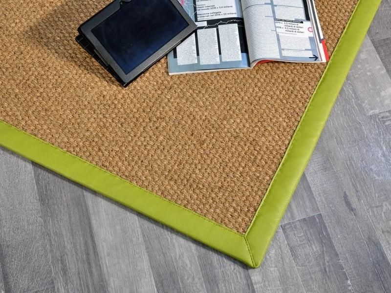 Cocco panama naturale tappeto su misura - Tappeti bagno su misura ...