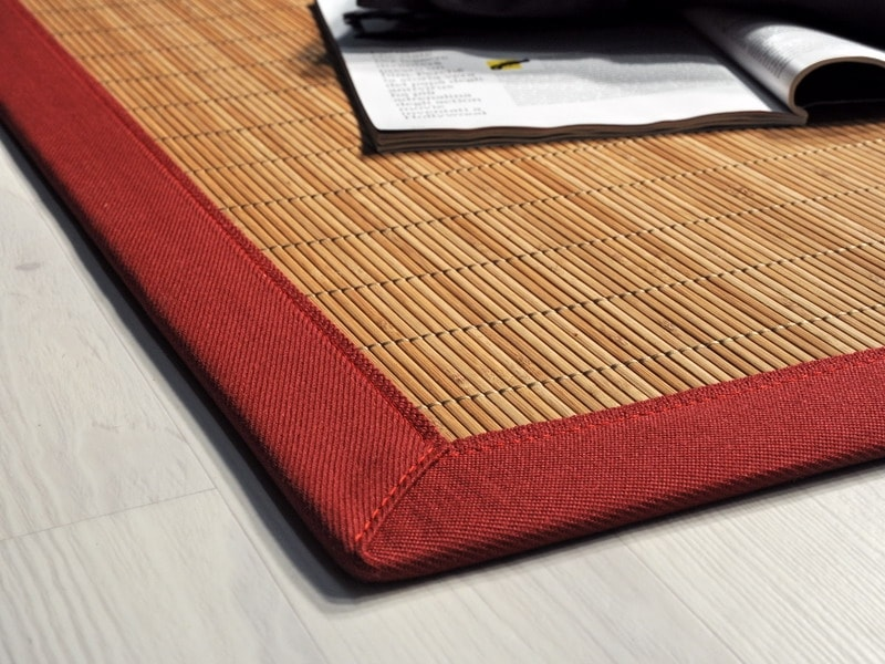 Quanto Costa Un Pavimento In Bamboo : Bamboo narrow tappeto su misura