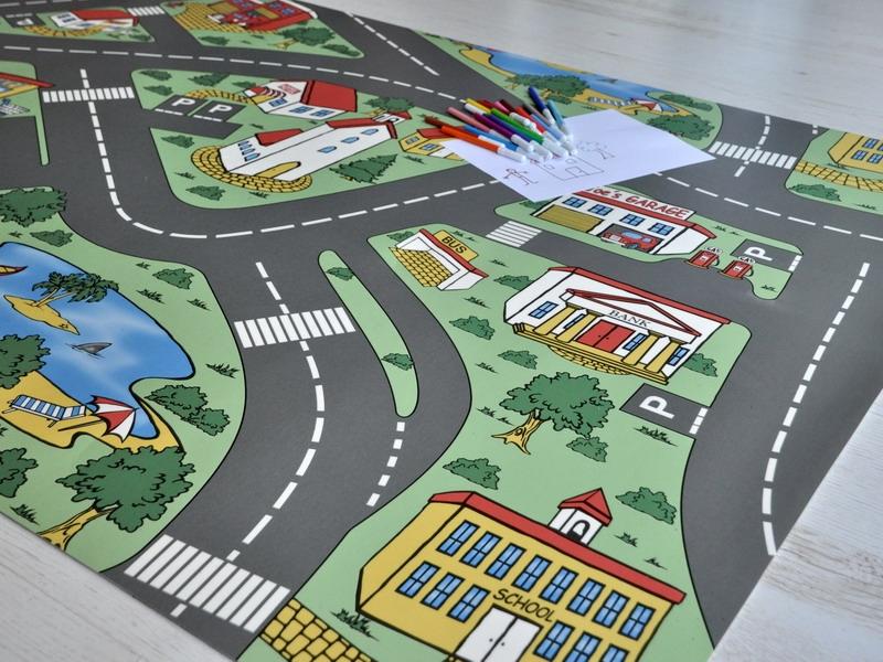 Tappeti Per Bambini Ikea : Configura gioco city tappeto su misura