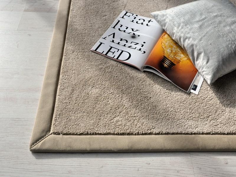Velvet tappeto su misura - Tappeto lavabile soggiorno ...