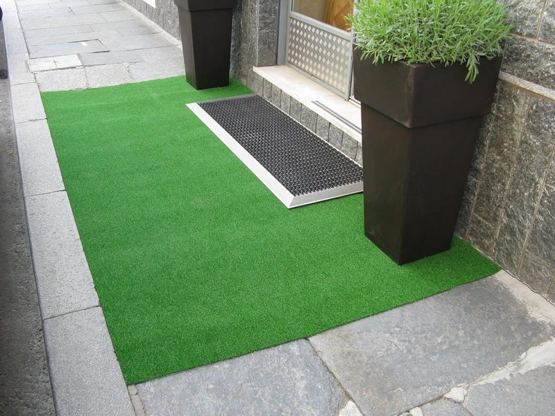 Configura summergreen tappeto su misura for Vetro sintetico su misura